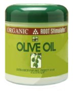 Organic Root Stimulator Olive Oil Hair Creme