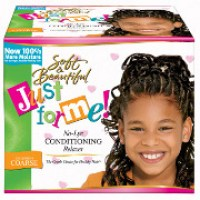 Just-for-me Creme Relaxer No-Lye Coarse