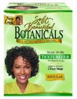 Soft&Beautiful Botanicals Texturizer Regular