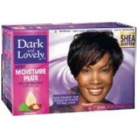 Dark&Lovely No-Lye-Relaxer Super