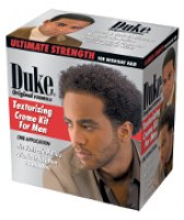 Duke Texturizing Creme Kit for Men Regular Strength