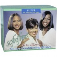 Sofn'free No-Lye Conditioning Relaxer Super